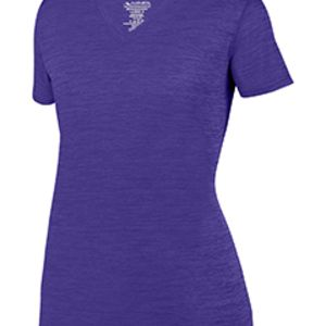 Ladies' Shadow Tonal Heather Short-Sleeve Training T-Shirt Thumbnail
