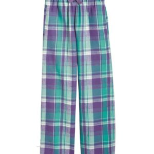 Youth Flannel Pants with Pockets Thumbnail
