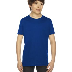 Youth Fine Jersey Short-Sleeve T-Shirt Thumbnail